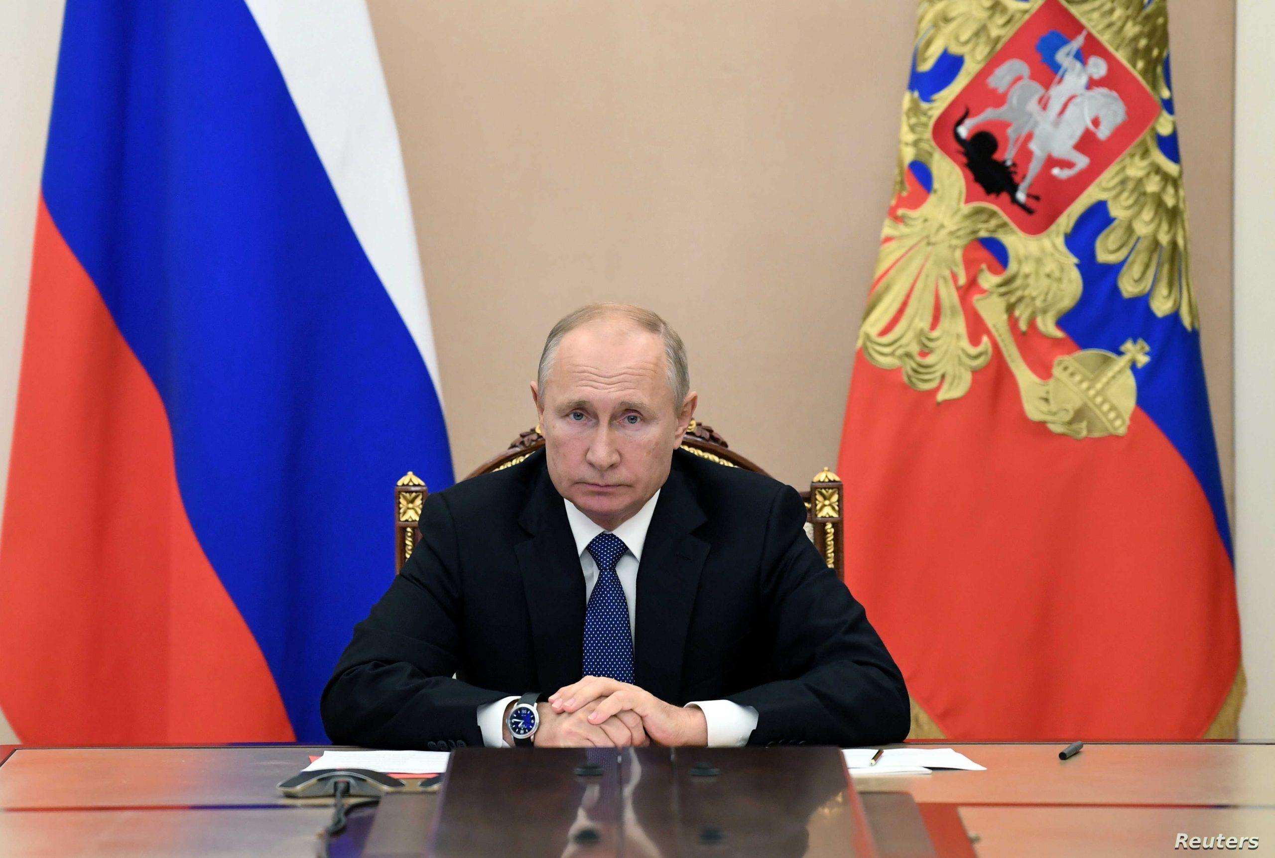 2020 11 06T114746Z 1350053939 RC2NXJ97B0EY RTRMADP 3 RUSSIA PUTIN scaled