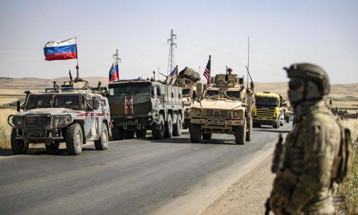 روسيا توضّح إمكانية الاشتباك عسكرياً مع أمريكا في سوريا وتوجه لها دعوة