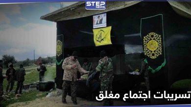 تسريبات حول فحوى اجتماع لقوات النظام السوري وميليشيا فاطميون في مدينة تدمر