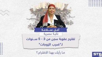 اقتراح عقوبة السجن لمن يضرب زوجته بمصر .. ما رأيك؟