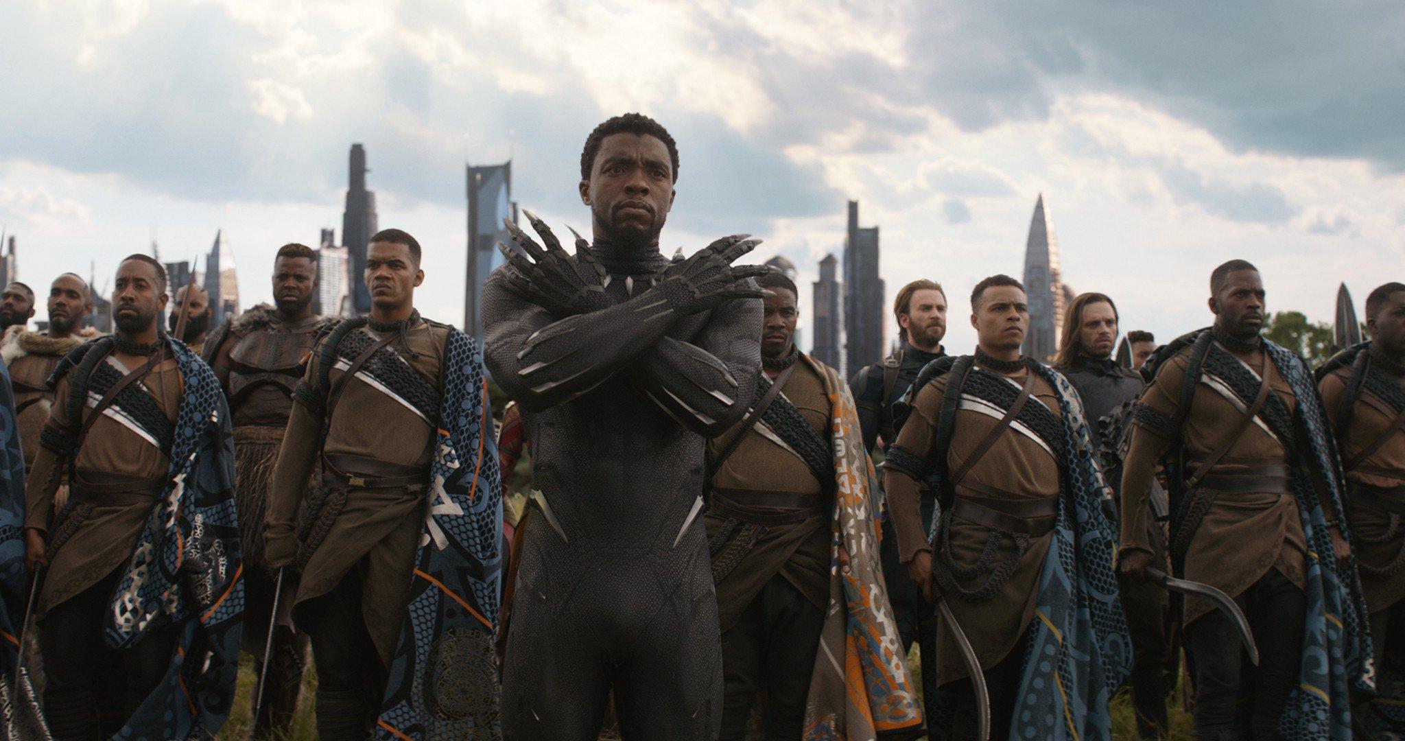 """فيلم بلاك بانثر """"Black Panther"""""""