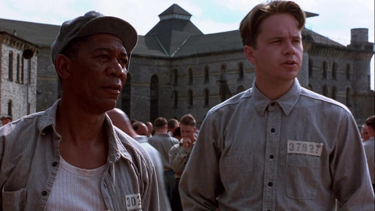 """فيلم الخلاص من شاوشانك """"The Shawshank Redemption"""""""