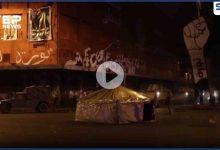 مواجهات بمدينة طرابلس, وشوارع المدينة ساحة حرب بين المتظاهرين وعناصر الجيش اللبناني