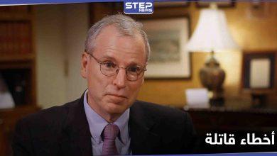 بينها التنحي.. روبرت فورد يكشف عن الأخطاء التي ارتكبها أوباما في تعامله مع بشار الأسد
