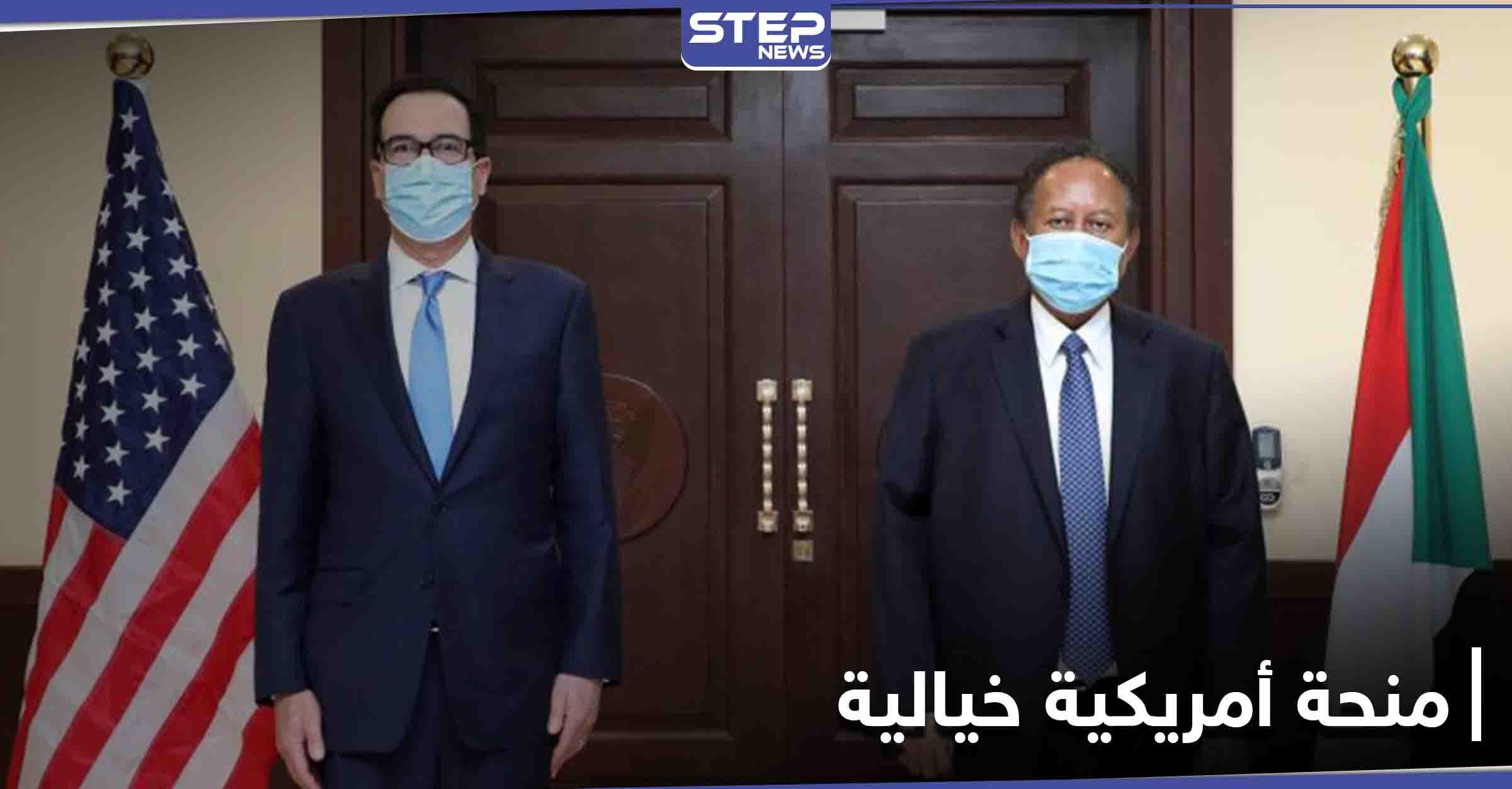 """""""منحة أمريكية خيالية"""" لـ السودان مقابل توقيعه رسمياً اتفاق السلام مع إسرائيل"""