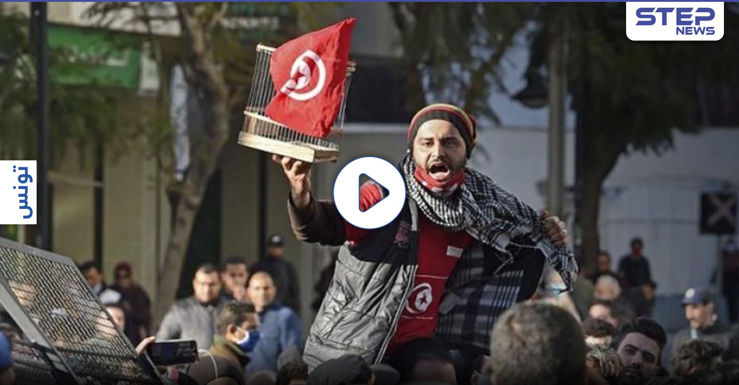 مظاهرات في تونس تشتعل غضباً