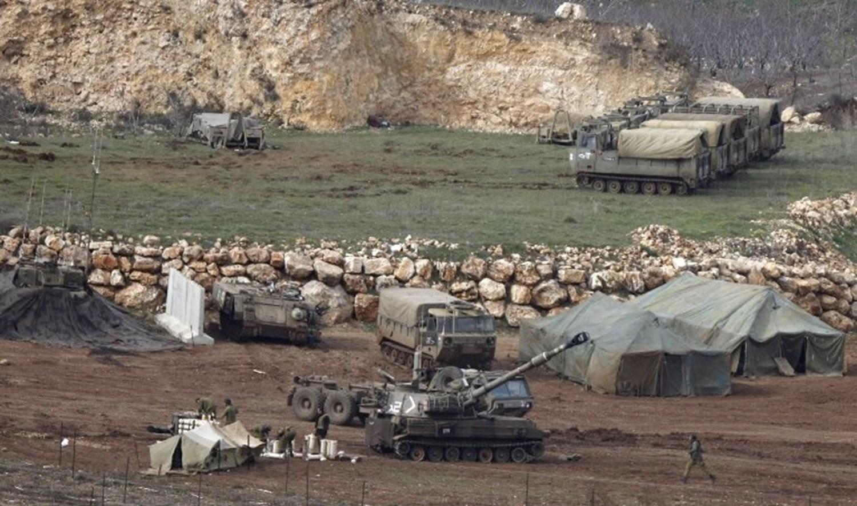 هل هي نُذر حرب.. دبابات إسرائيلية إلى الجولان وصواريخ إيرانية إلى سوريا