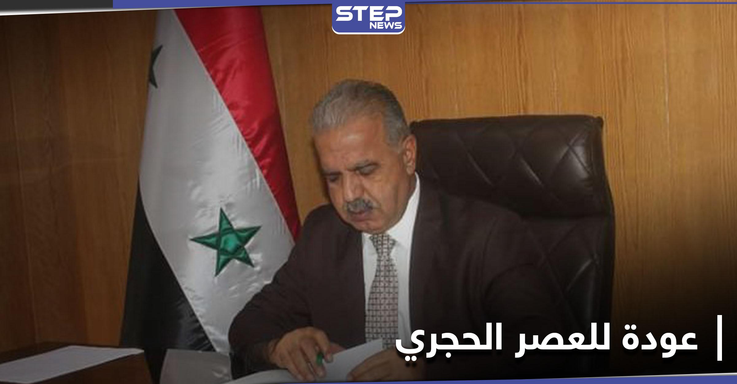 وزير الكهرباء السوري يكشف سبب زيادة ساعات التقنين