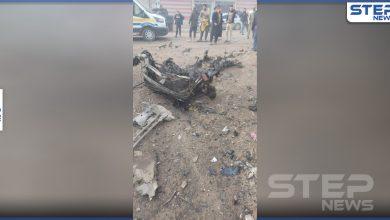 انفجار سيارة مفخخة في ريف حلب الشمالي