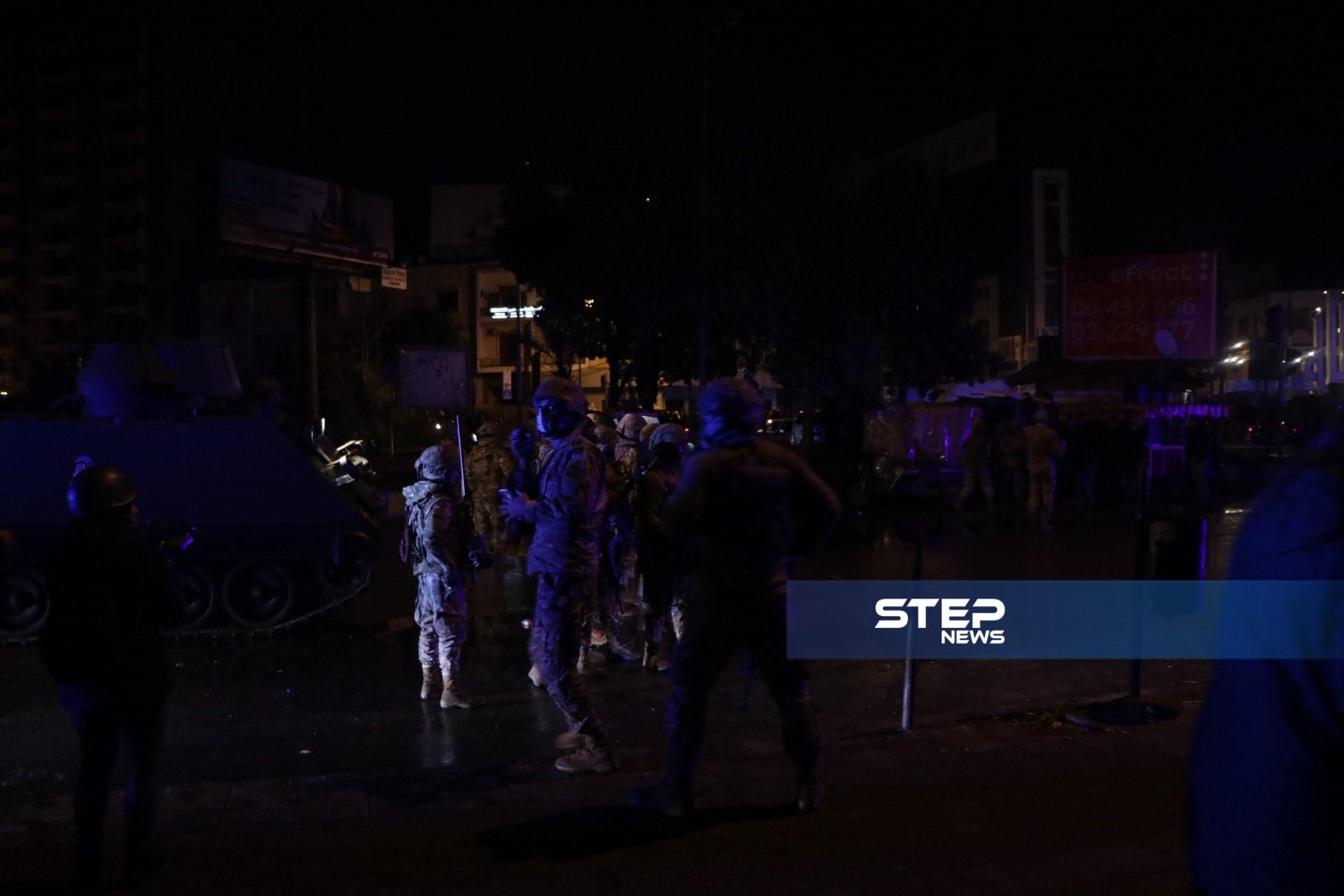 احتجاجات طرابس.. ميقاتي يهدد بالسلاح والحريري ينتقد الجيش وعون يتوعّد
