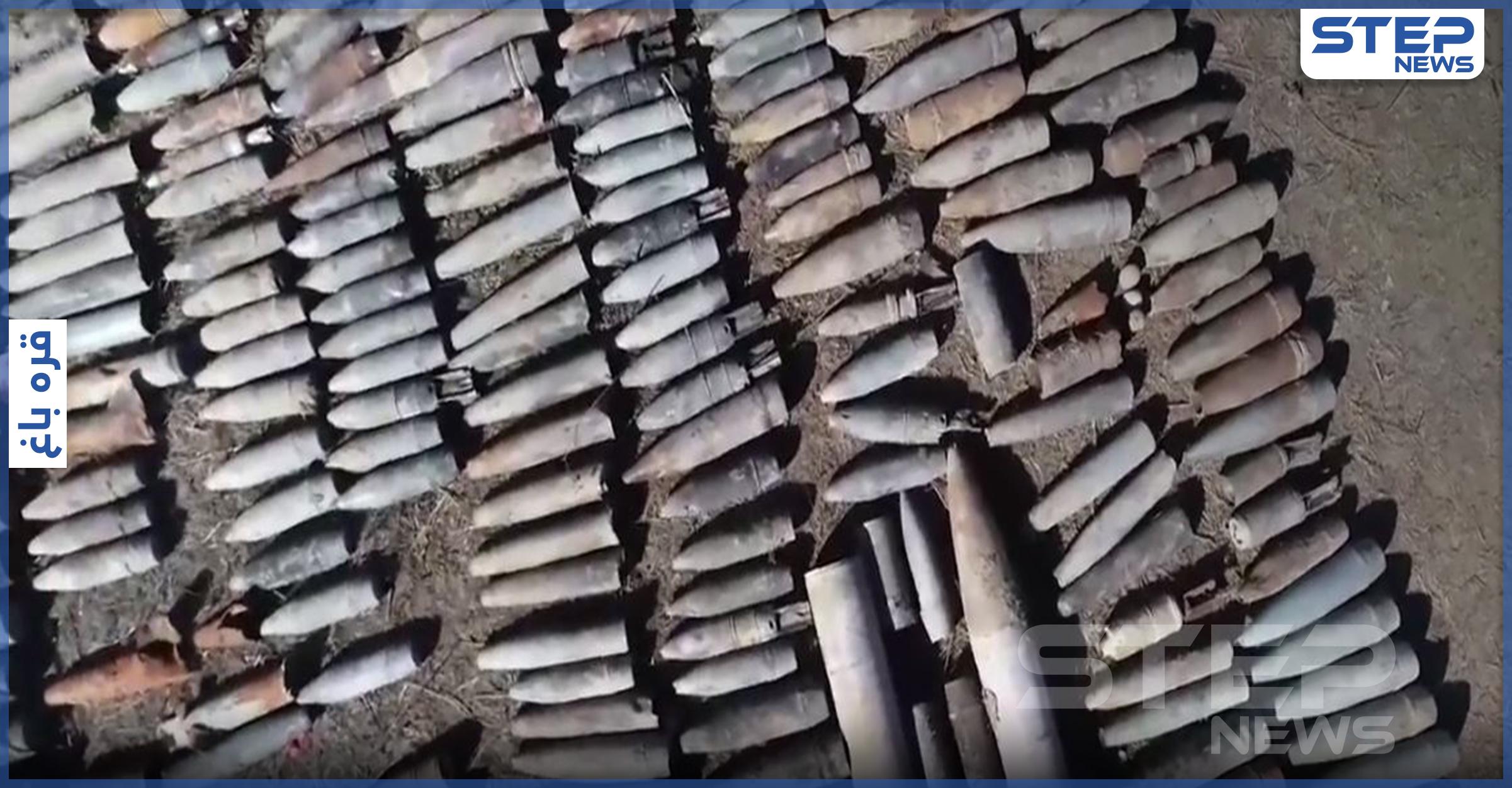 بالفيديو || القوات الروسية تدمّر ذخيرة ضخمة في قره باغ وبوتين يشير إلى خطوات مهمة هناك