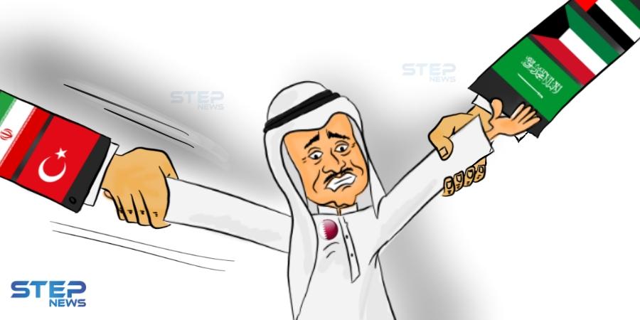 هل ستكون عودة نهائية لقطر إلى الحضن الخليجي أم أنَّ لتركيا وإيران رأي أخر ؟