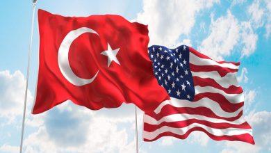 تركيا وامريكا