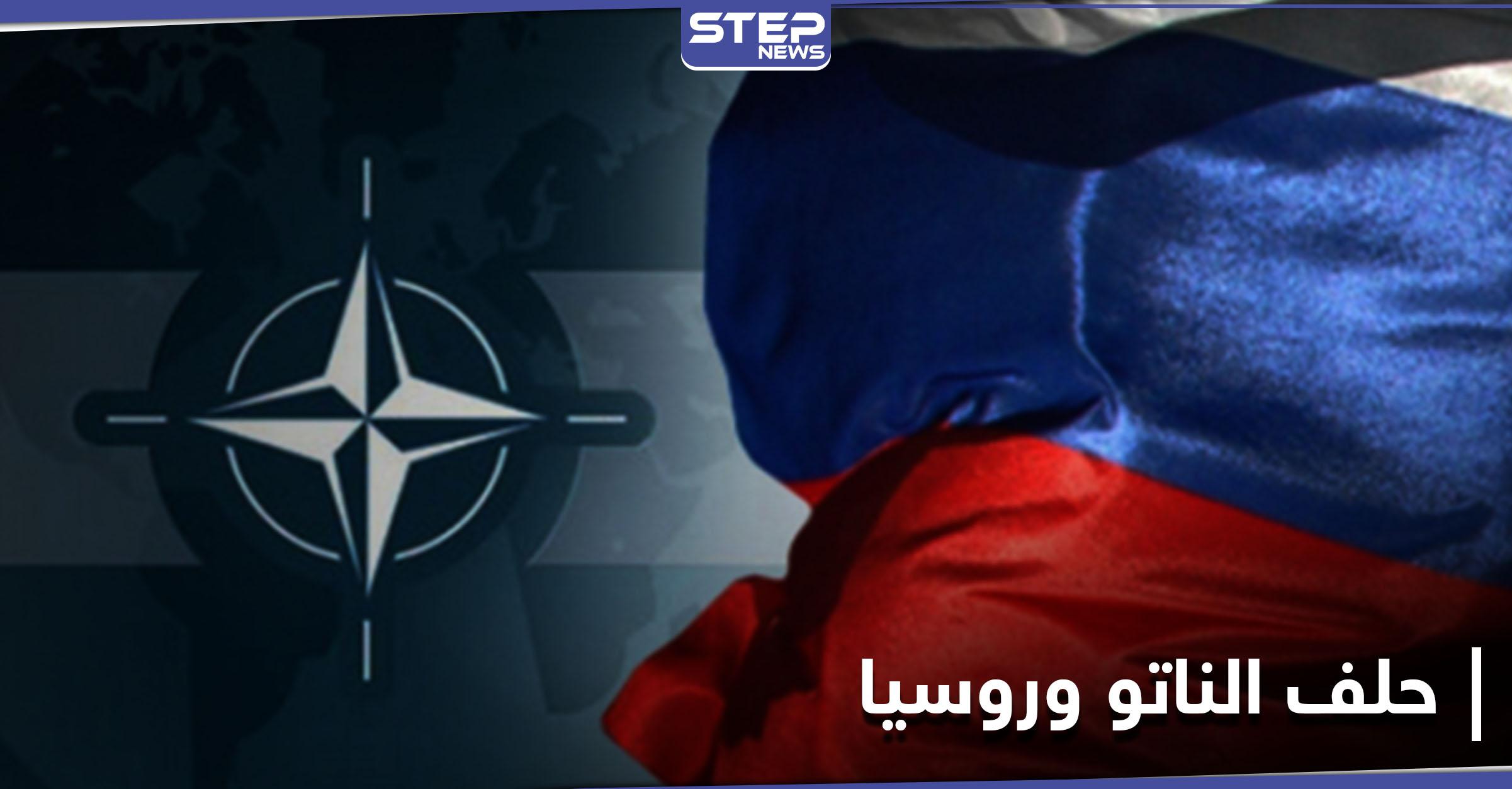 تصاعد حدة التوتر بين حلف الناتو وروسيا