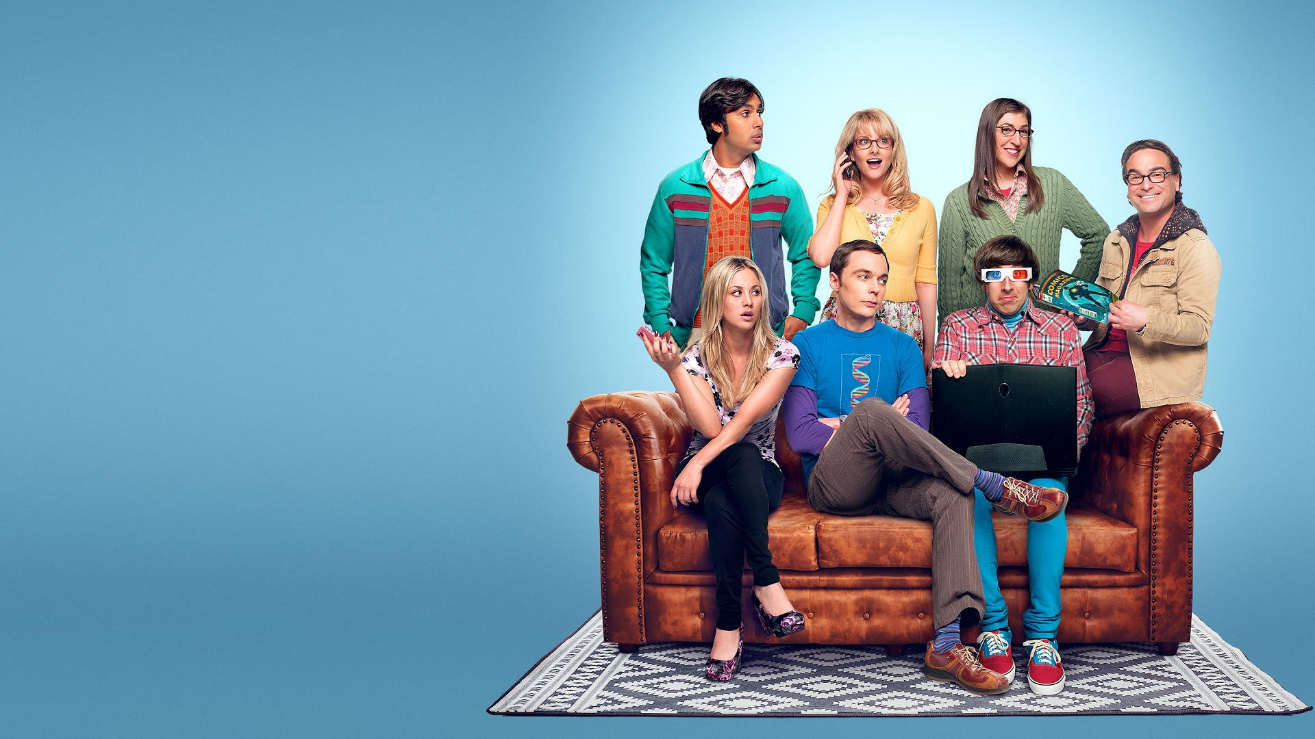 مسلسل the big bang theory