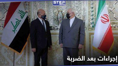 """فصائل إيرانية تتوعد بـ """"ردٍ قاس"""" بعد الضربة الأمريكية على سوريا.. وإجراءات بالعراق"""