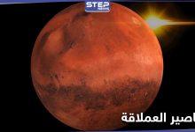 التقاط صور نادرة للأعاصير العملاقة على سطح المريخ