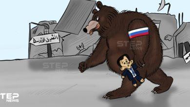 روسيا.. يدٌ على سوريا وعينٌ على الشرق الأوسط