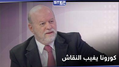 وفاة أنيس النقاش في دمشق بعد إصابته بكورونا... فتح تنعاه وجثمانه إلى بيروت