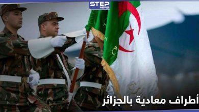 """الجيش الجزائري يتهم أطرافاً """"داخلية وخارجية"""" تحاول استهداف البلاد"""