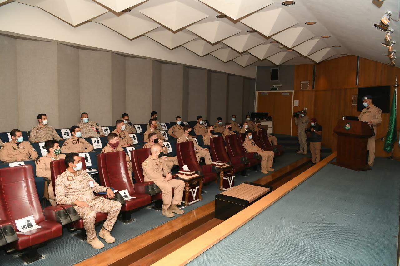 شاهد انطلاق مناورات التنين السعودي الأمريكي المشترك للتدريب على الهجوم الجوي المضاد والإعتراض التكتيكي