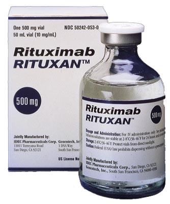 دواء ريتوكسيماب للأورام اللمفاوية