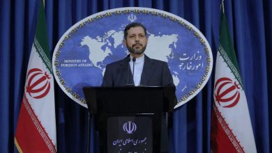 باسم الخارجية الإيرانية سعيد خطيب زادة