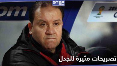 اللاعب السوري يفضل الأندية الخارجية ولا يحتمل لعب مبارتين.. تصريحات مثيرة للجدل من مدرب المنتخب السوري