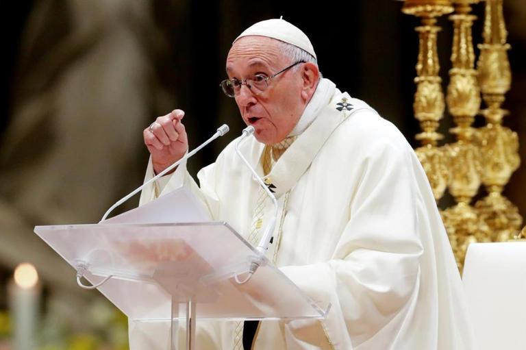 بدء الصلاة الموحدة في مدينة أور التاريخية.. إليك رسالة بابا الفاتيكان من حيث تمّ دحر تنظيم داعش