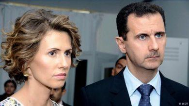 كورونا تصيب بشار الأسد وزوجته أسماء