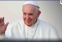 """بابا الفاتيكان في العراق.. وأطفال الأخيرة يوجهون رسالة له """"هلا بابا.. الوطن صاير خرابة"""" (فيديو وصور)"""