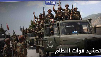 """بقيادة فرع سعسع... قوات النظام تحشد لاقتحام إحدى بلدات ريف القنيطرة بهدف """"إيقاف الاشتباكات""""!!"""