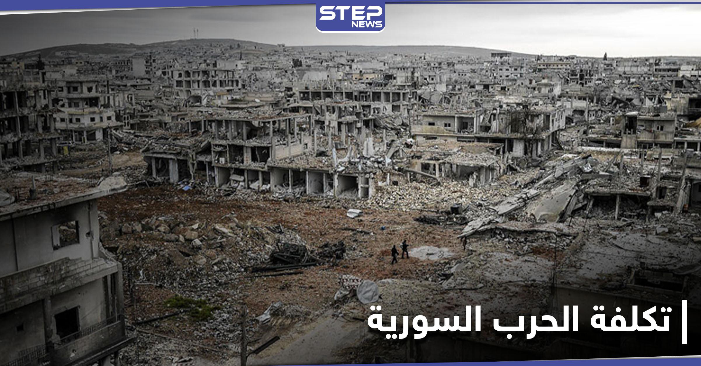 منظمة الرؤية العالمية تكشف تكلفة الحرب السورية بعد عقدٍ من بدئها