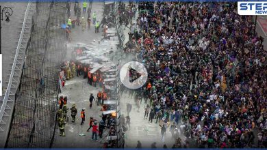 في يوم المرأة العالمي.. احتجاجات بقيادة المرأة في المكسيك واشتباكات مع الشرطة (فيديو وصور)