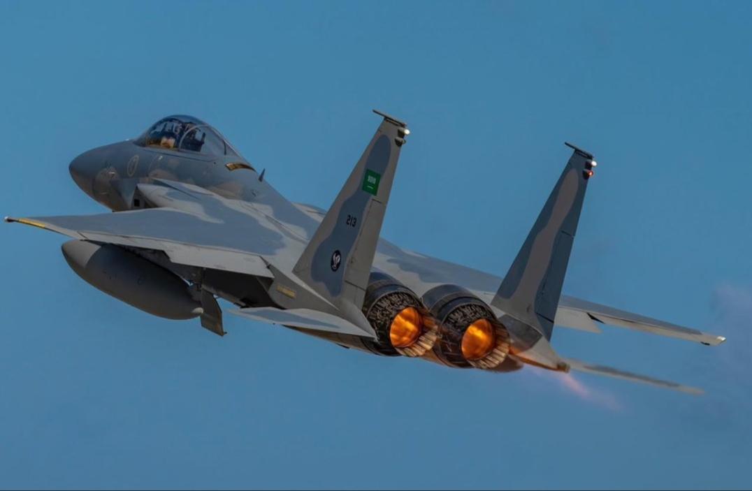 """انطلاق """"عين الصقر 1"""" في اليونان بمشاركة القوات الجوية السعودية"""