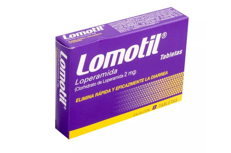 دواء لوموتيل لعلاج الإسهال الحاد