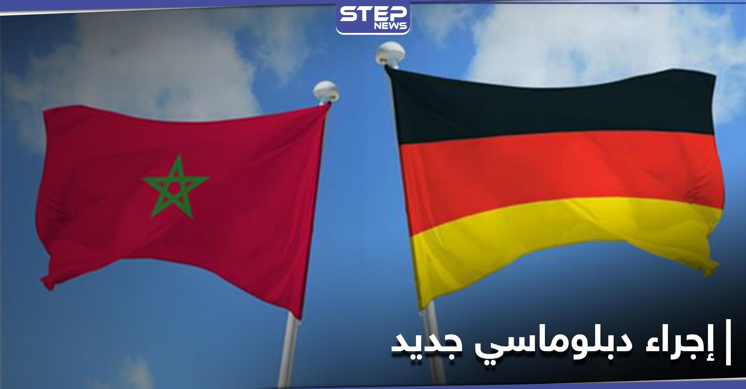 """لـ """"سوءِ فهمٍ عميق"""".. المغرب يتّبع طريقة غير معهودة دبلوماسياً مع ألمانيا"""