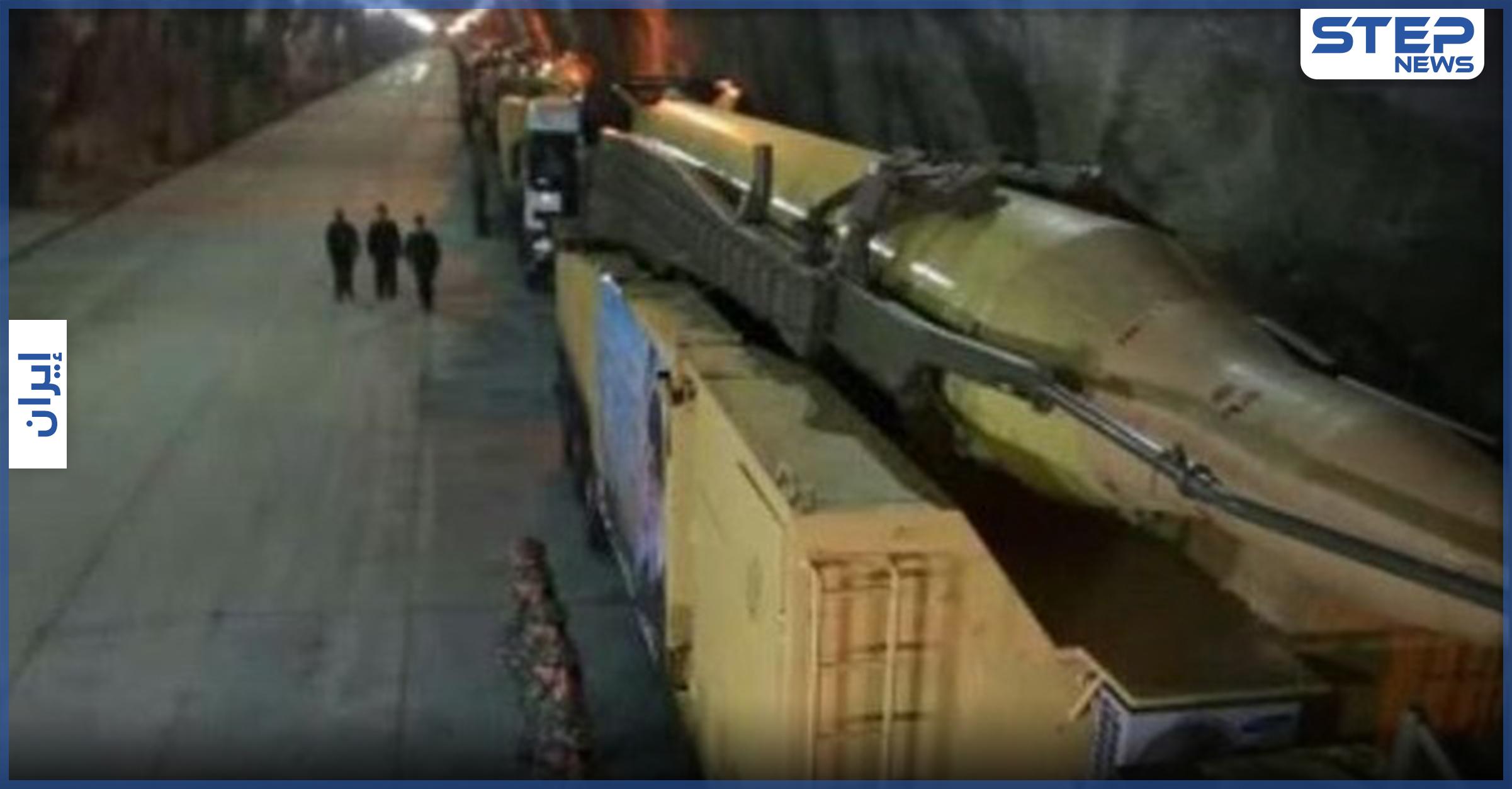 إيران تعلن نفاذ الوقت للعودة إلى الاتفاق النووي وتكشف عن مدينة صواريخ تحت الأرض (فيديو)