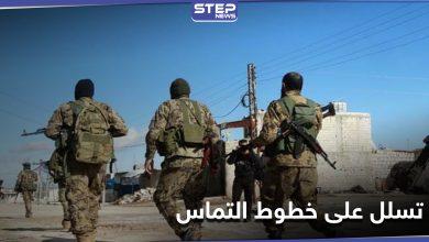 وسط تحليق الاستطلاع التركي... الجيش الوطني يتسلل لخطوط التماس مع قوات قسد شمال الحسكة والرقة