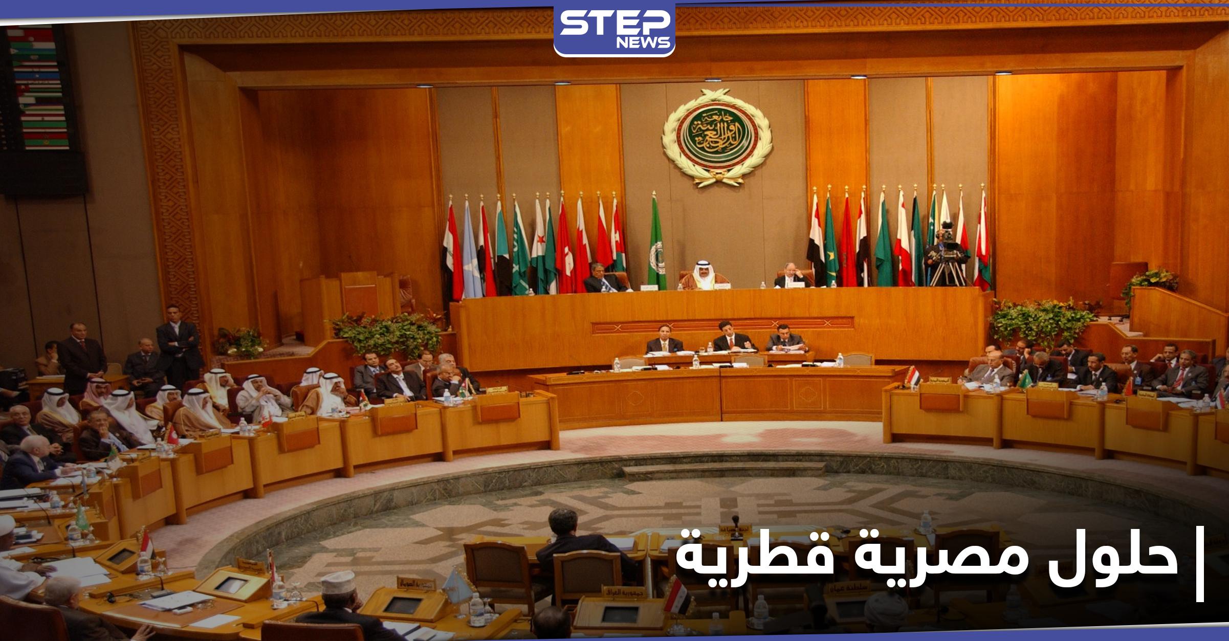 حلول مصرية قطرية لإنهاء الحرب في سوريا ودعوات لمحاسبة المجرمين