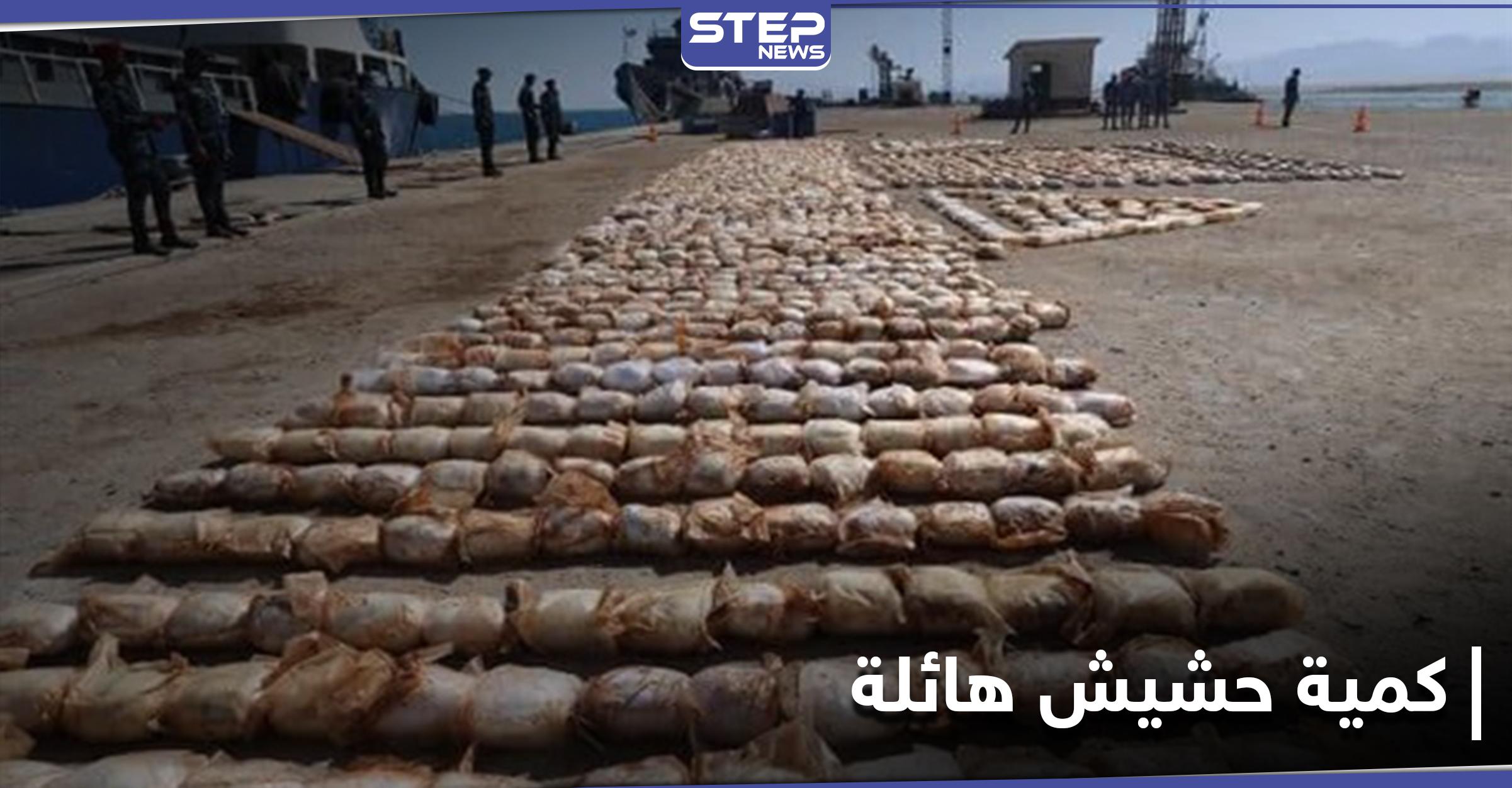 """ضبط """"أكبر شحنة مخدرات"""" قادمة من لبنان باتجاه ليبيا"""