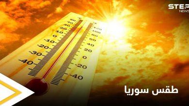 موجة حارة قادمة من صحراء إفريقيا