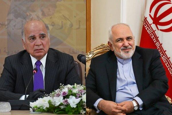 يشيد بمسيرة التعاون بين طهران وبغداد