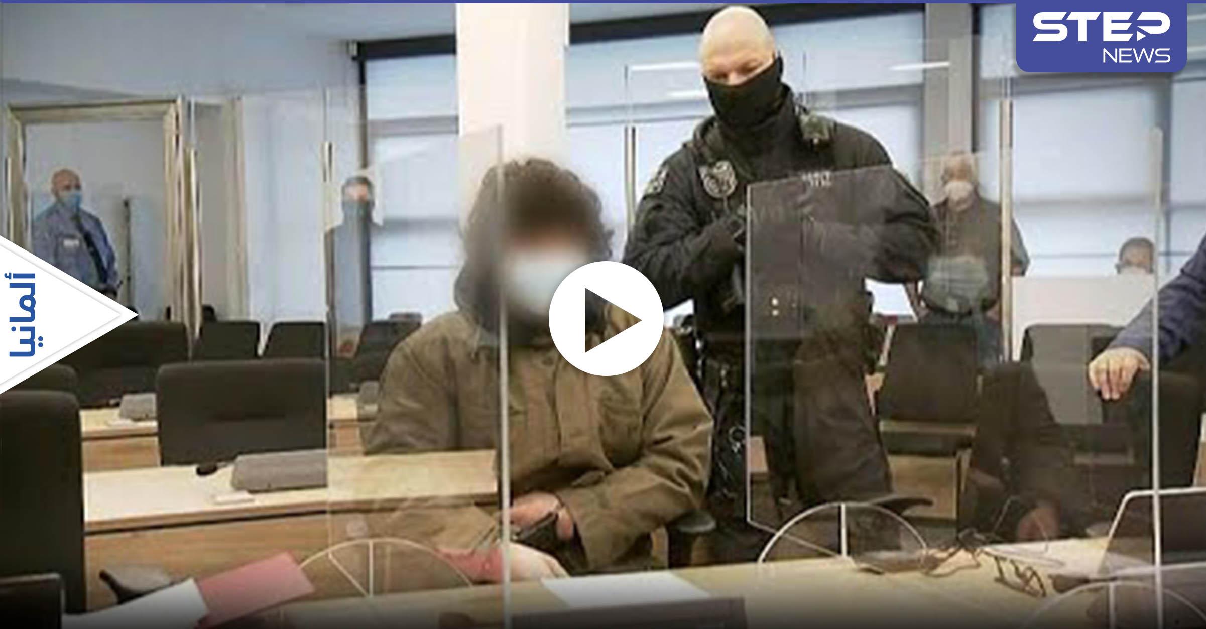 محاكمة لاجئ سوري