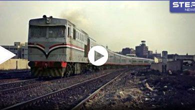 قطار سريع في مصر