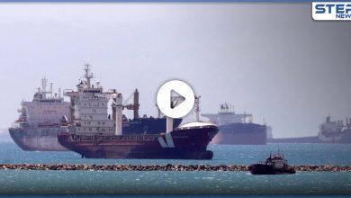 سوري محتجز بسفينته في مصر