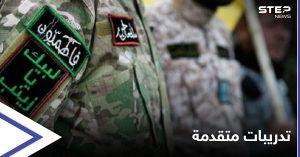 إيران تدرب عناصرها على أسلحة متطورة بدير الزور