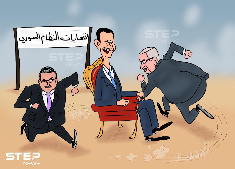 لعبة الكرسي والوقت ... الانتخابات الرئاسية السورية