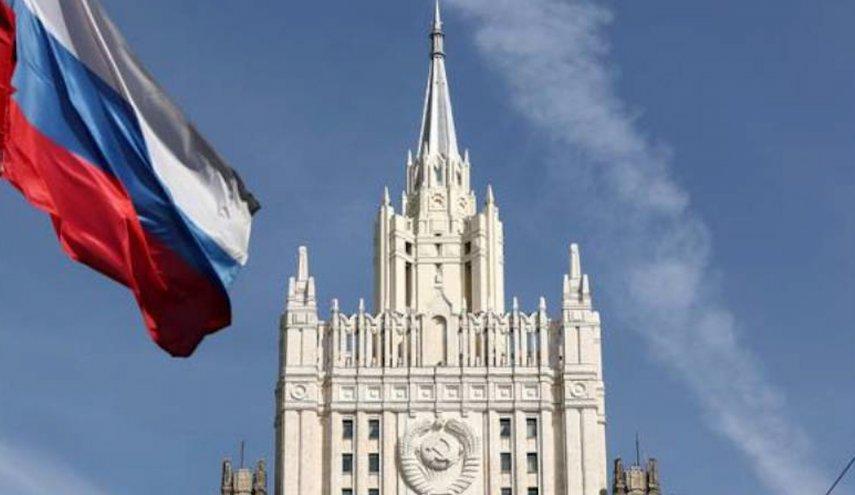 بعد اتهامه بتلقي معلومات سريّة.. روسيا تتخذ إجراءً بحق القنصل الأوكراني لدى موسكو وتستدعي مسؤولاً آخر