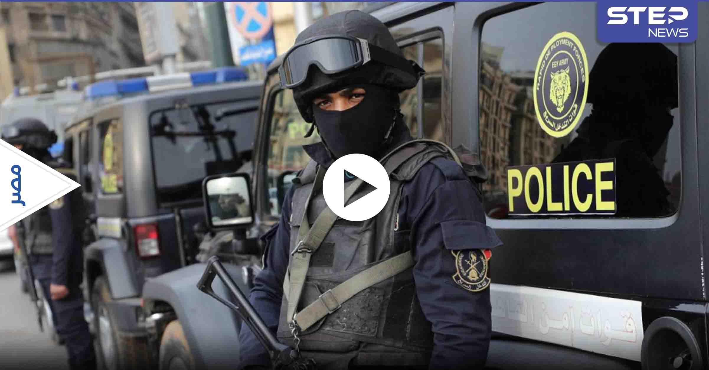 بالفيديو|| الأمن المصري يكشف تفاصيل واقعة نزع محامي لرتب ضابط شرطة عن كتفيه
